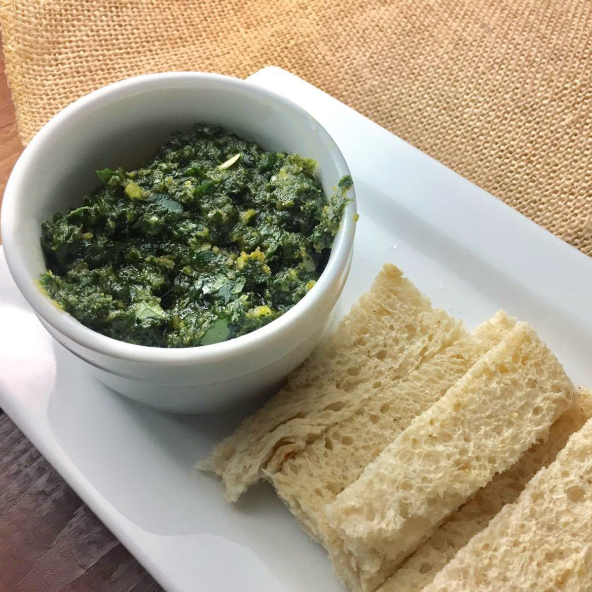 Recipe and Image by Dawn Hutchins