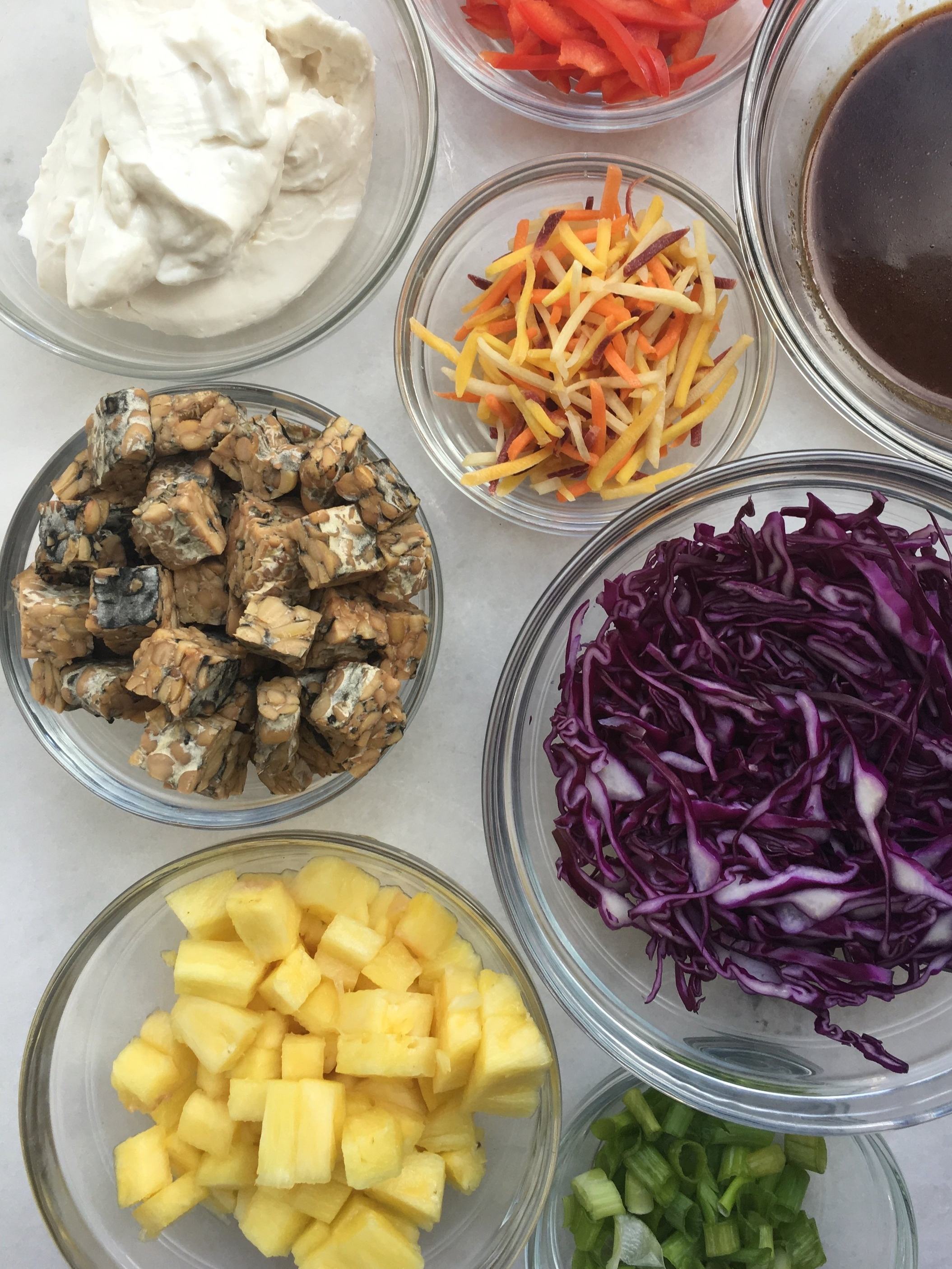 Recipe from the Native Sun Kitchen