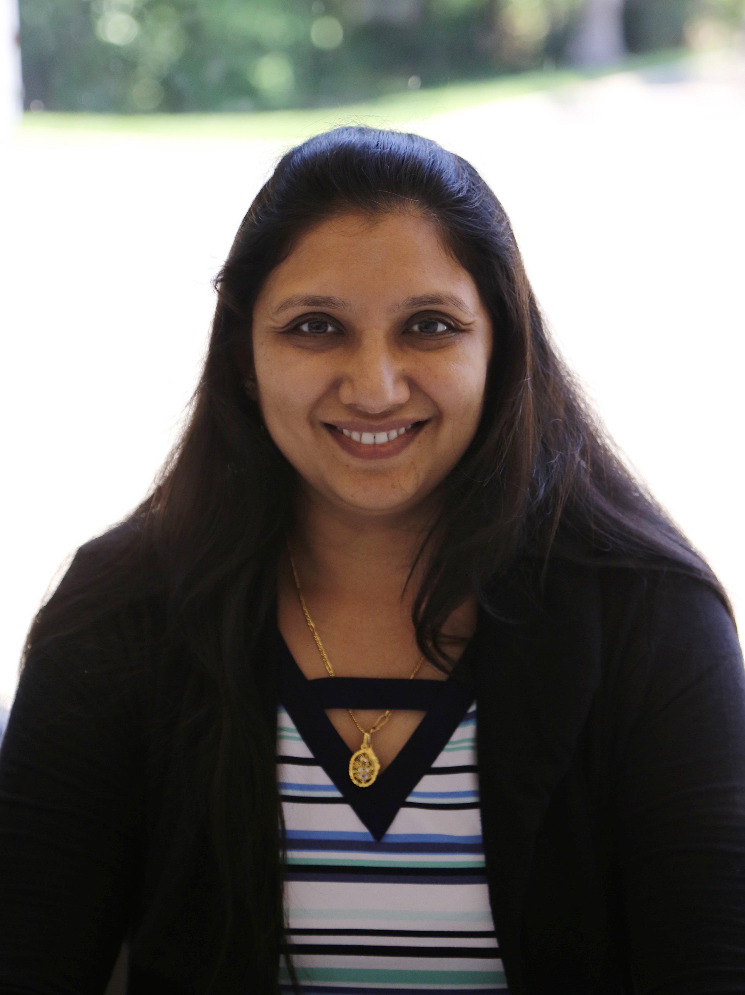 Neeti Shah  Accounting Specialist