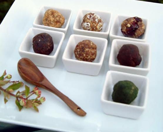 Date Nut Ball Assortment
