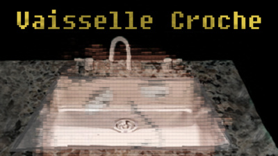 Vaisselle Croche