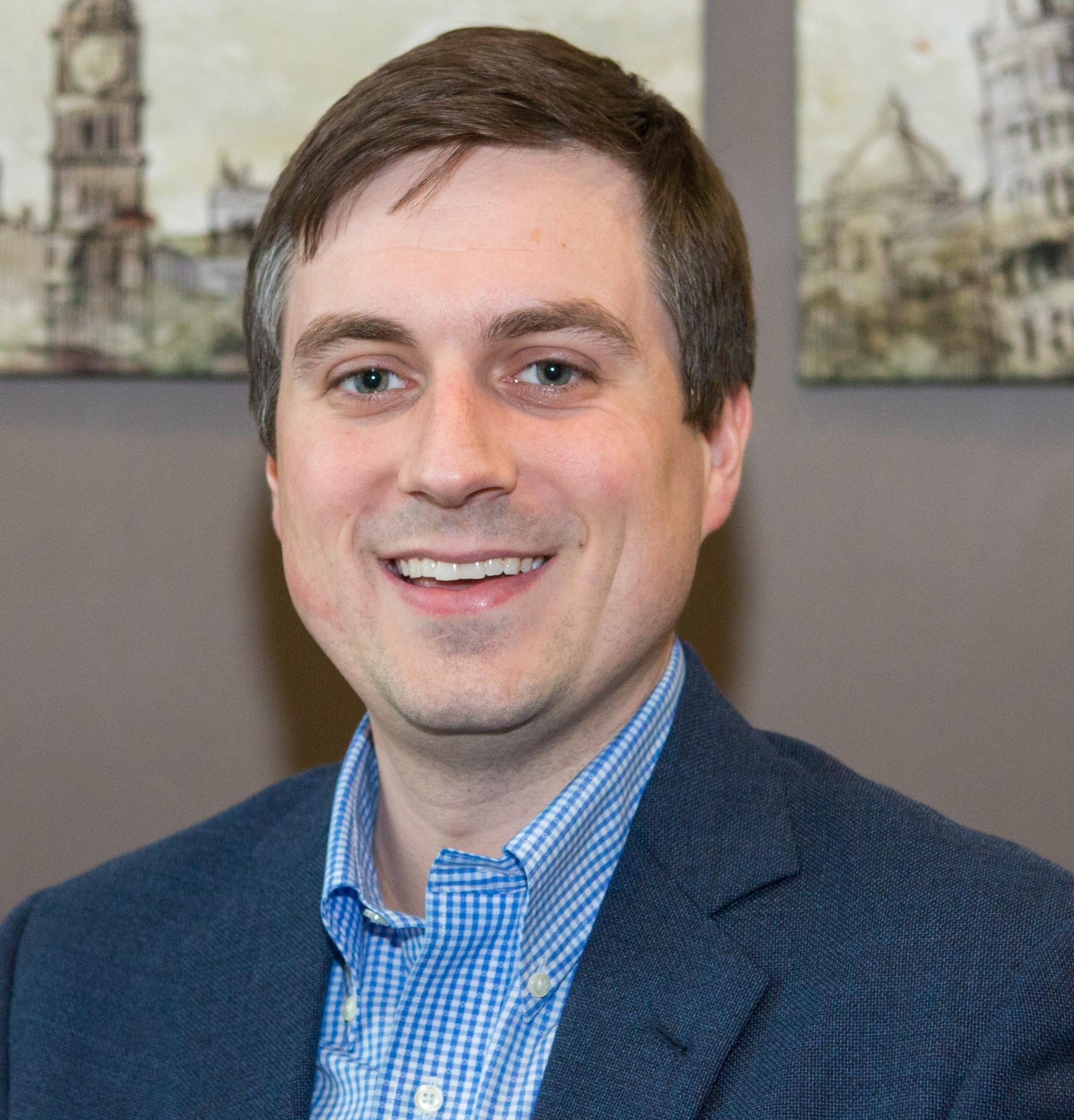 Thomas Godwin - Deacon and Treasurer