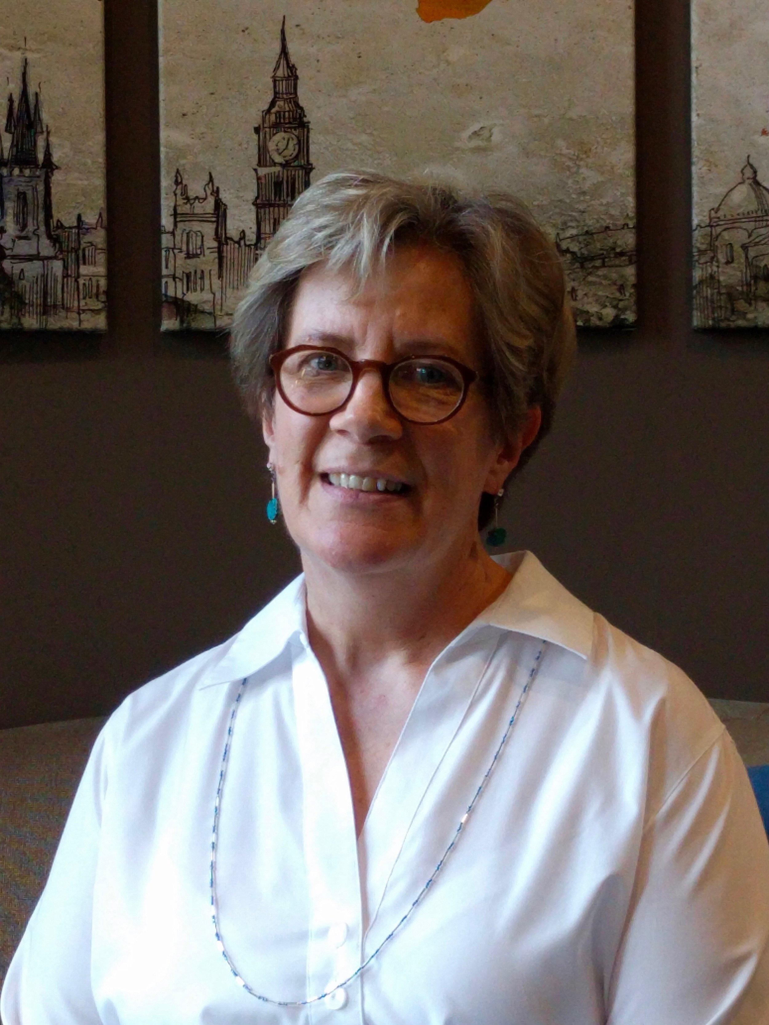Eleanor Grant - Prayer Coordinator