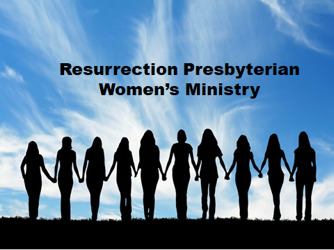 Women's Ministry - Resurrection Presbyterian Women's Ministry exists to bring women together for mutual encouragement and equipping. Our women are encouraged to view sharing their gifts and graces with each other as a privilege and responsibility as we grow together into Christ. This ministry currently has three emphases: · Fellowship/Social Opportunities · Conversation/Discussion Groups · Women's Bible StudyFor additional details, please click Here