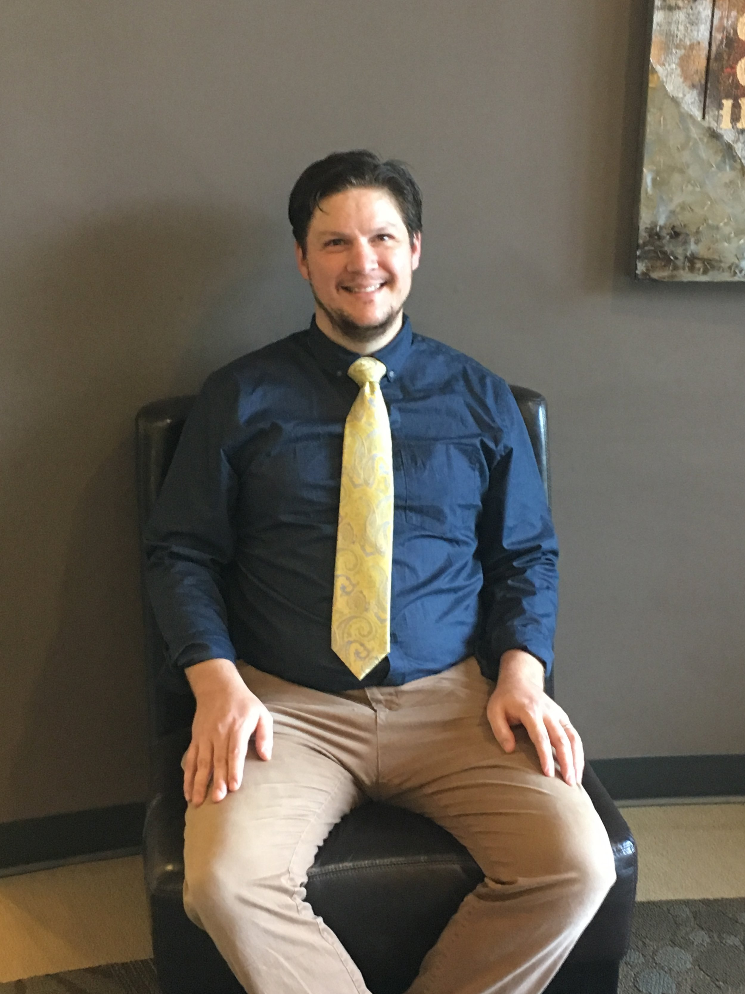 Stephen Vickery - Men's Ministry Coordinator