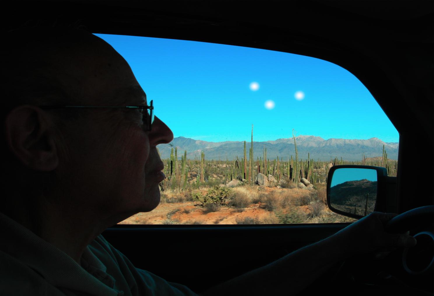 FRED'S BAJA UFO