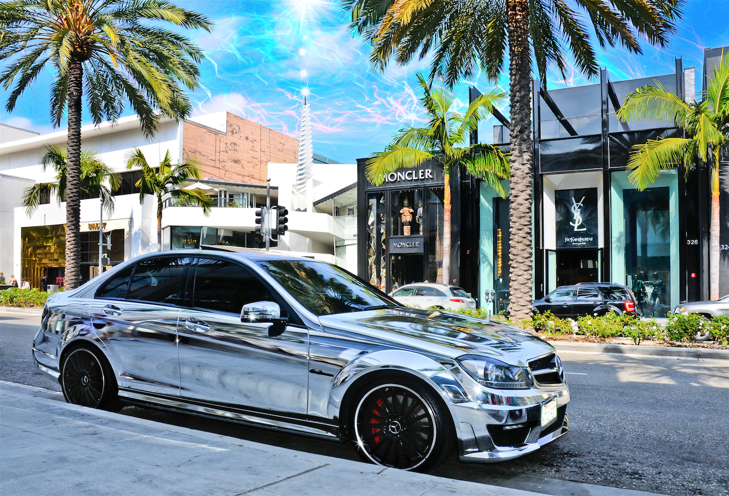 BEVERLY HILLS STATIC