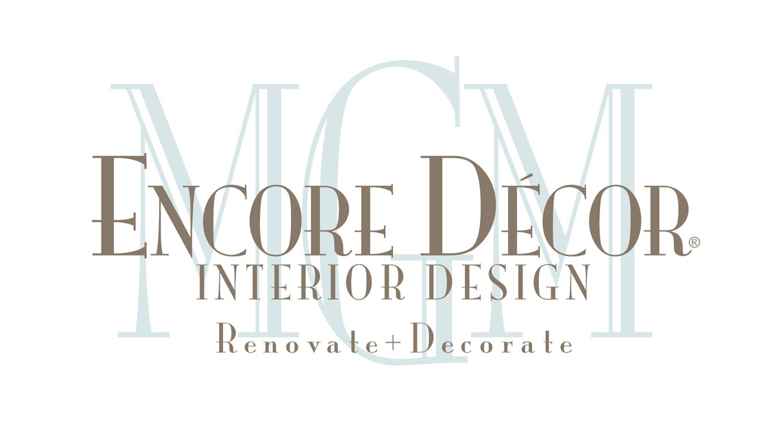 Encore Decor Interior Design - Logo Design