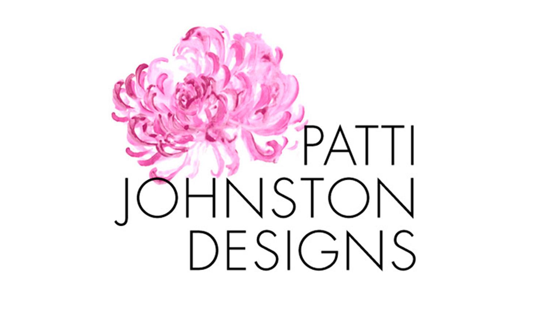 Patti Johnston Designs - Logo Design