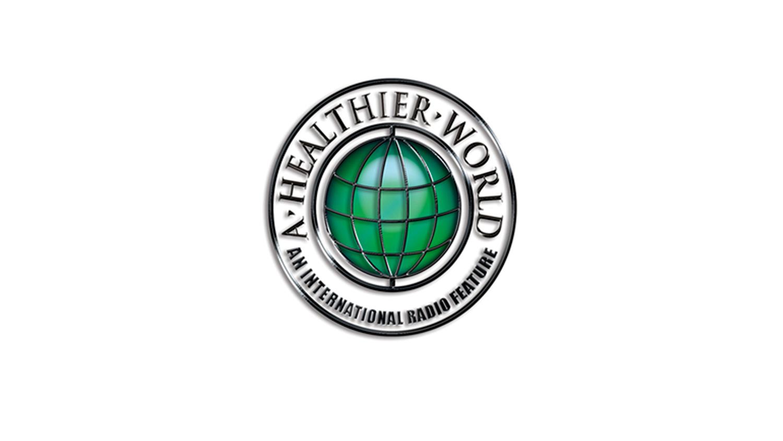A Healthier World - Logo Design