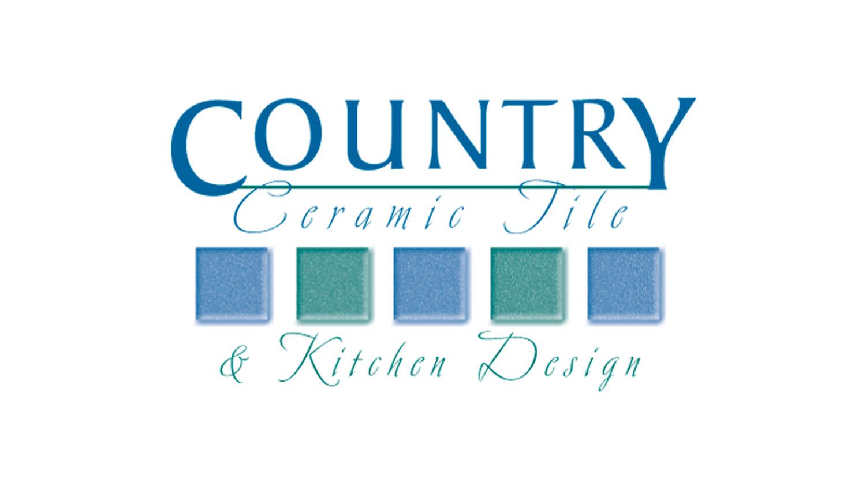 Country Ceramic Tile - Logo Design