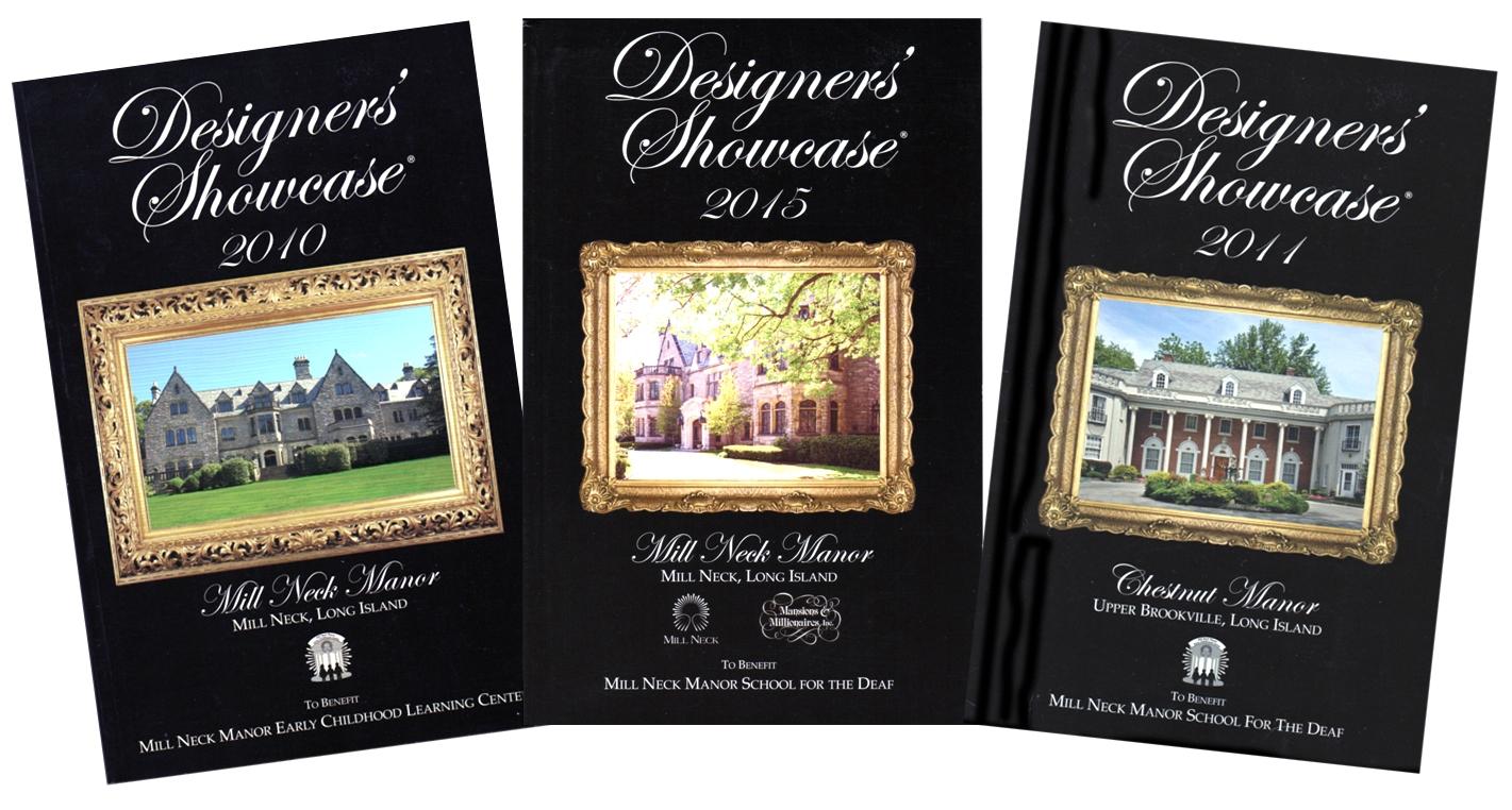 Designers Showcase - Event Journal Design