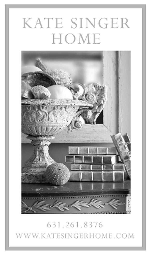 Kate Signer Home - Magazine Ad Design