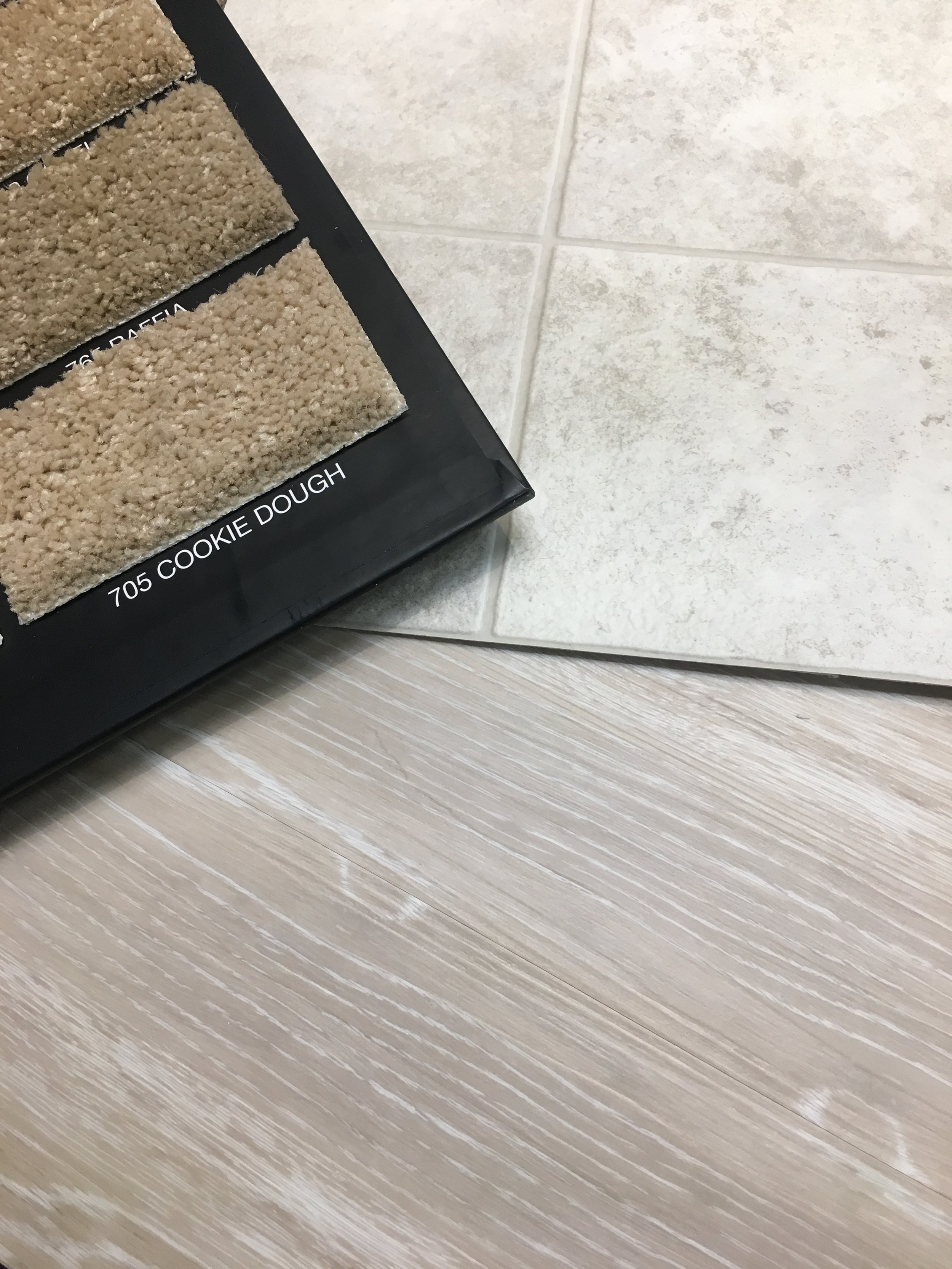 Flooring options for sale of house