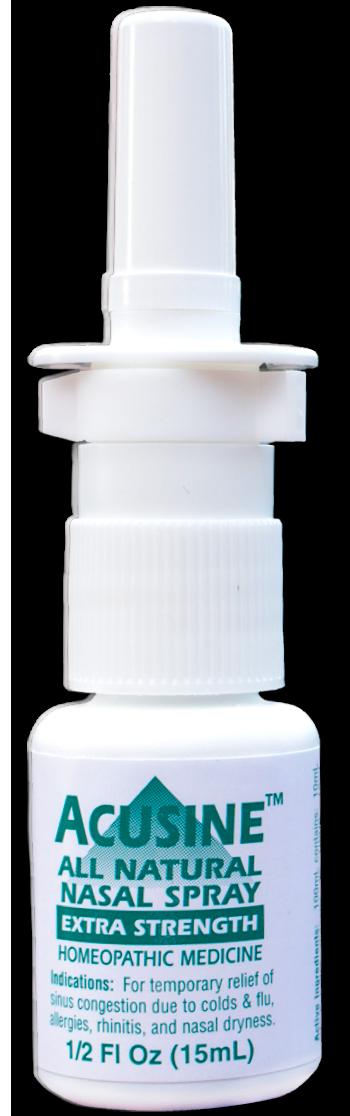 Acusine Spray Bottle
