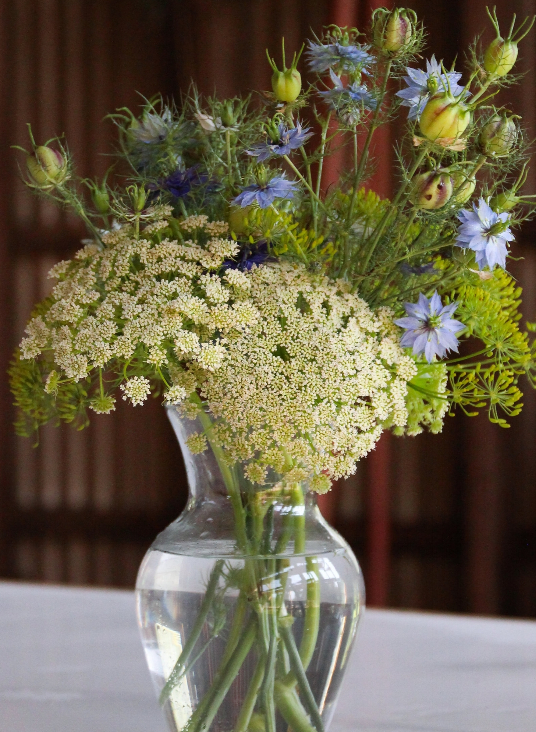 Celebrate the Seasons with Our Spring, Summer, and Fall Flower Subscition Plans  - Select one or more of our Subscription Plans and each weekend enjoy a delightful assortment of our colorful and fragrant flowers, farm grown and fresh cut. You may chose either a lush bouquet that we arrange for you or a bunch of the same blooms ready for you to style to your liking. Your flowers may be picked up at our farm, 1110 Terry Lane in Orient, on Fridays from 10 tp 6 or Saturdays from 10 to 4. For a small charge we will deliver to your home in Orient, East Marion, Green Port or Southold Hamlet. You need not be present for the delivery as we can leave your flowers on a covered porch, deck or other sheltered place.