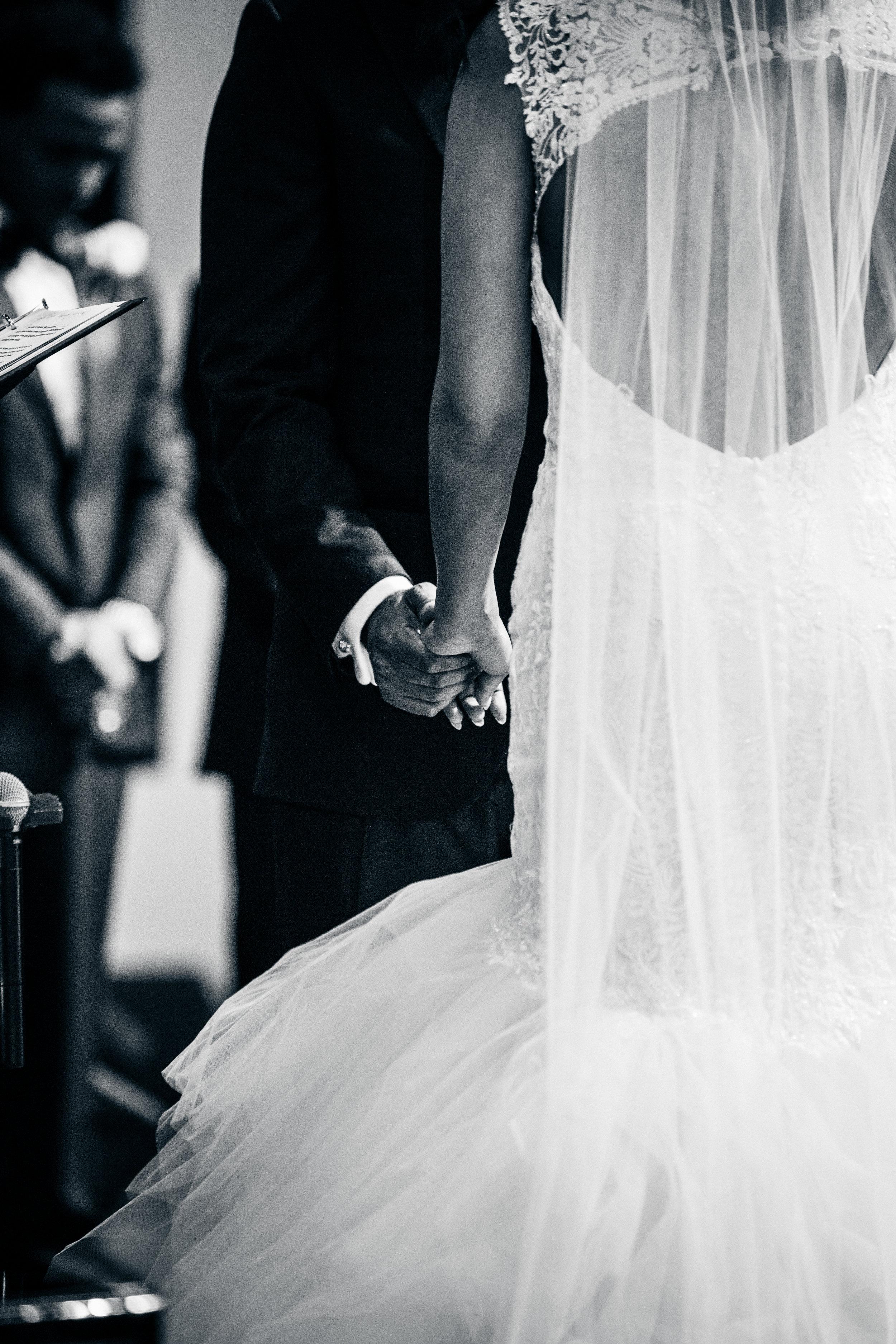Romantic Ethiopian Wedding