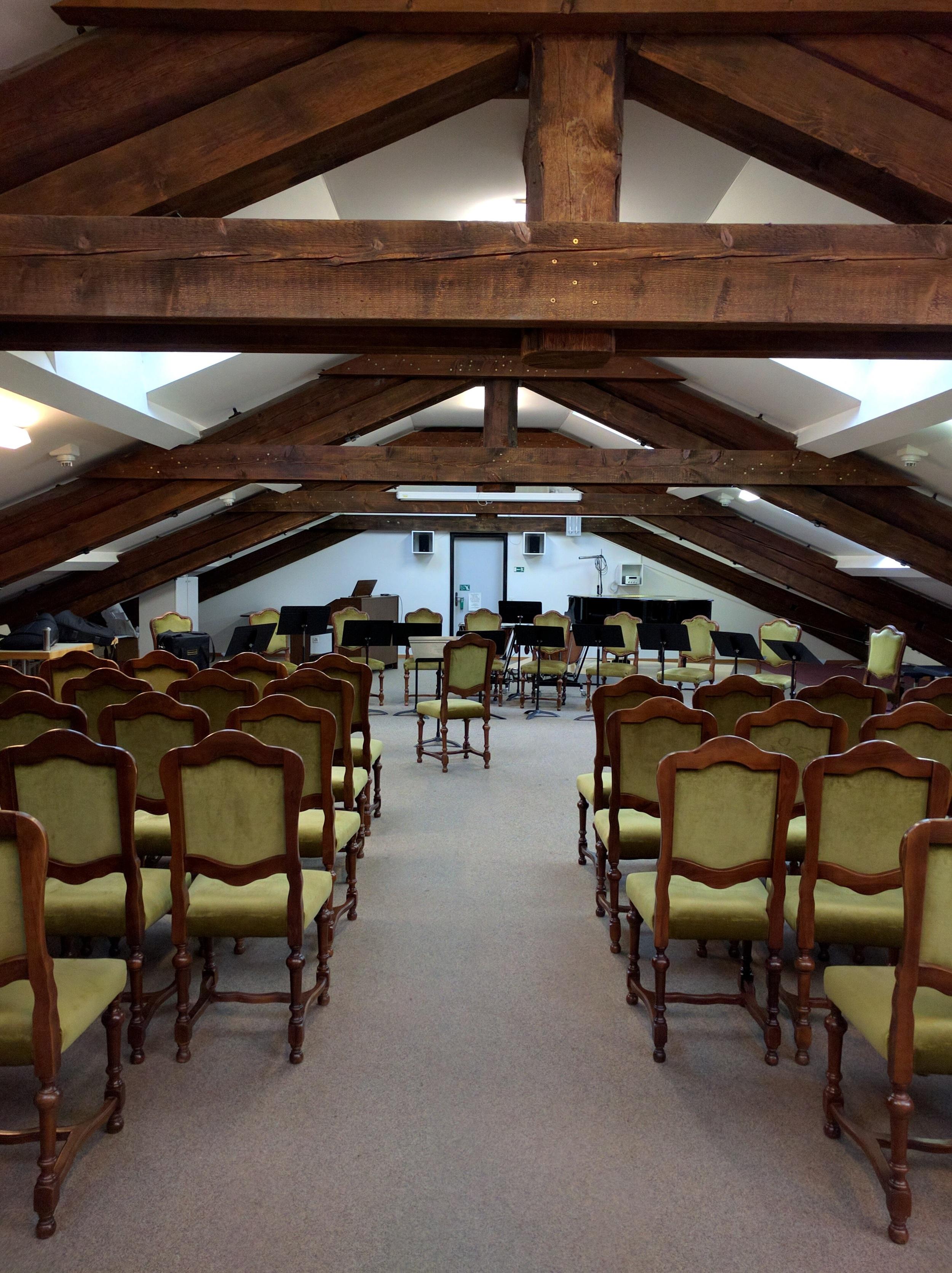 Recital Hall - Mansarda