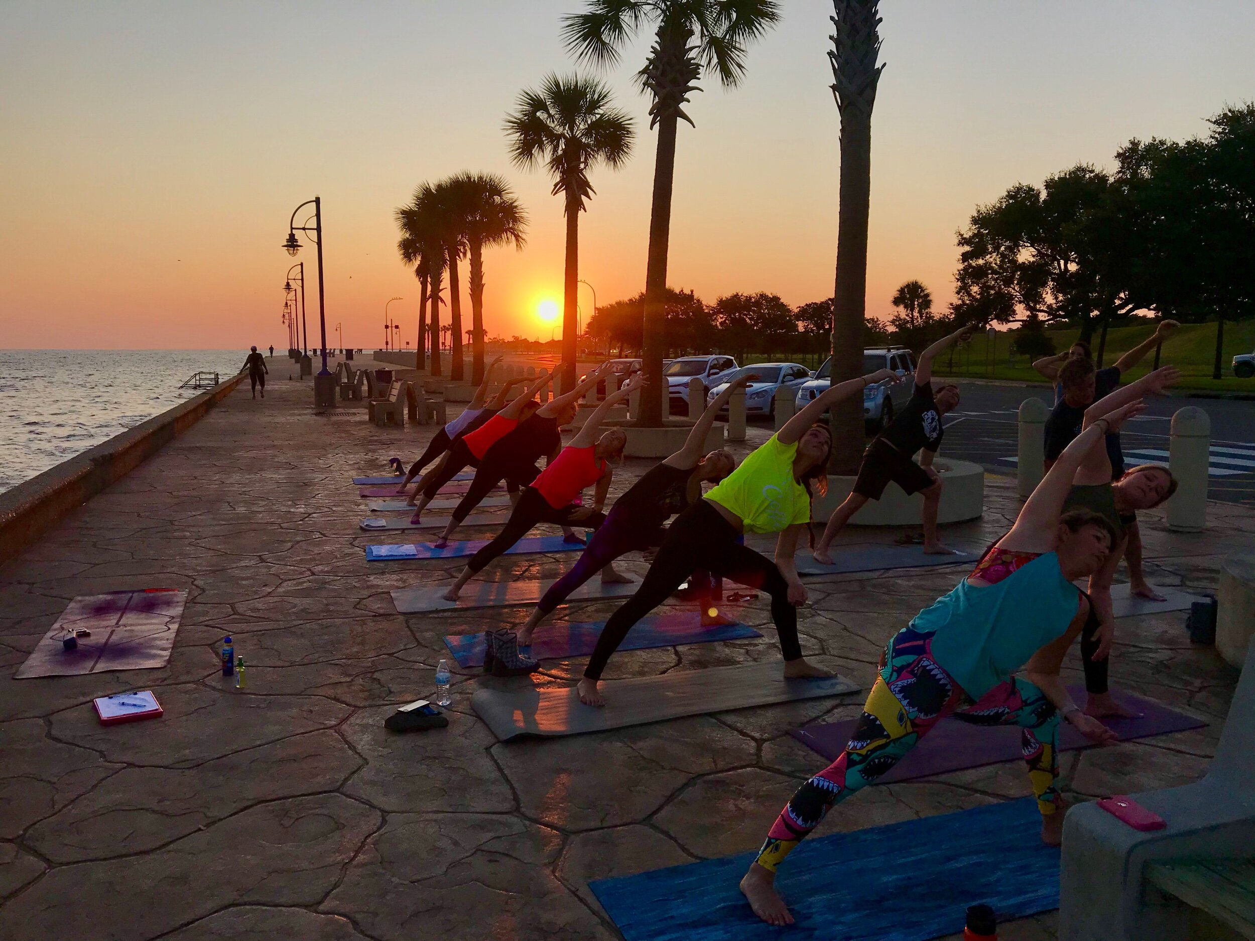 NOLA Tribe Yoga Retreat: Lakefront Yoga