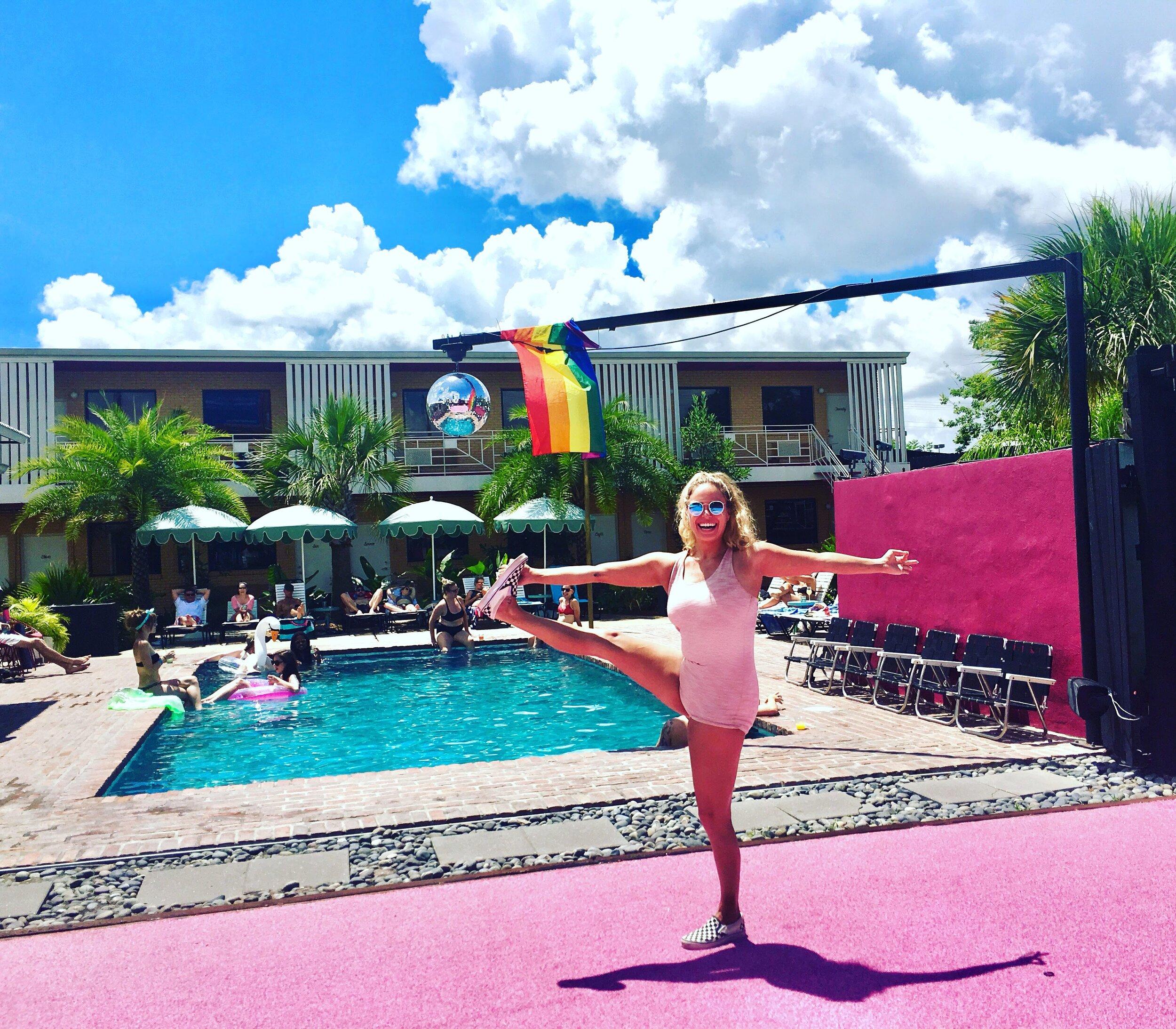 NOLA Tribe Yoga Retreat: Drifter Hotel