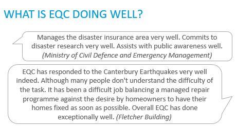 EQC Internal Stakeholder Survey September 2014