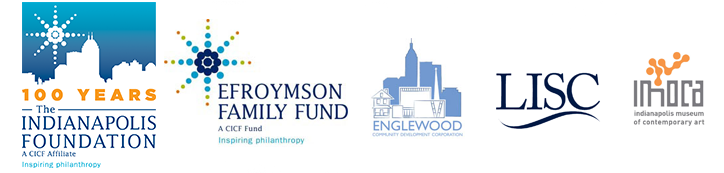Cat Head Press is possible through generous support from the Indianapolis Foundation: a CICF affiliate  and The Efroymson Family Fund  As well as support from iMOCA, Englewood CDC, and LISC