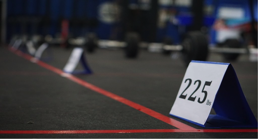 Not that a 225 lb. snatch wouldn  '  t be pretty cool  …