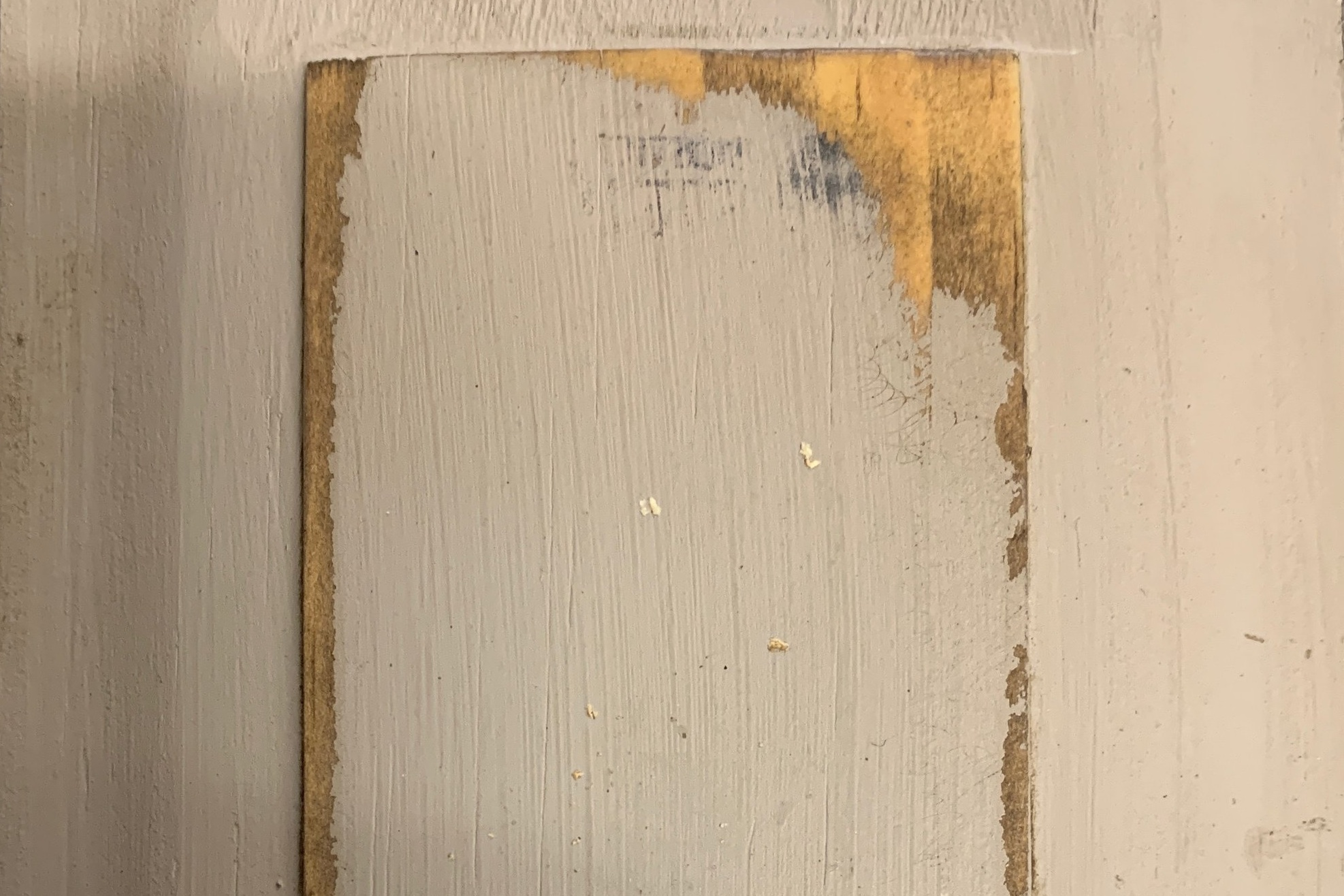 Antique White Stain