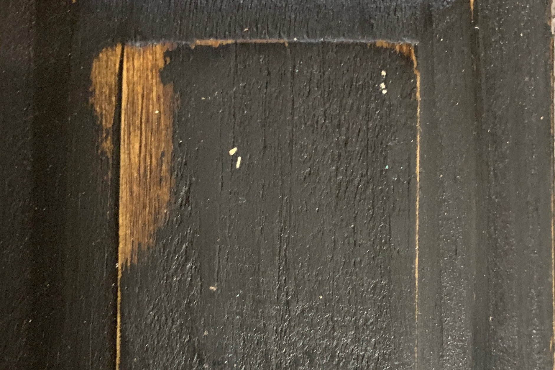 Antique Black Stain