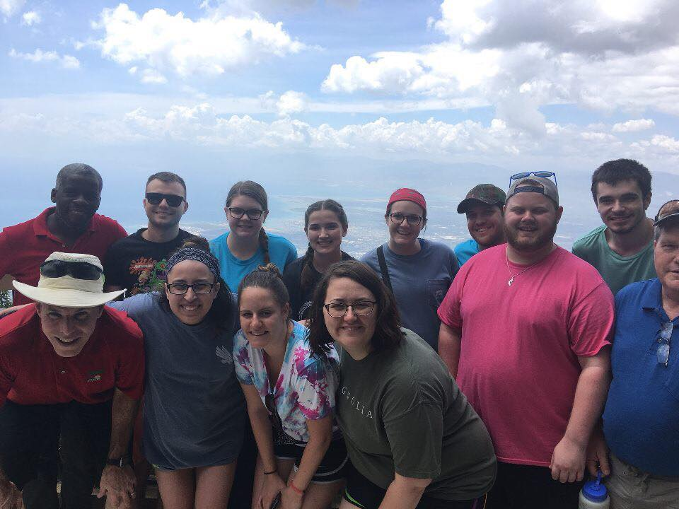 From May 27-June 3, a group of young adults and adults from First United Methodist Church of Plano, attended a mission trip to Port-au-Prince, Haiti. This group assembled water filters for 125 families in Haiti and instructed the families on water safety and how to use the filters.
