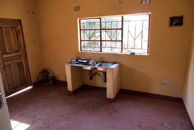 Inside Ranger Station