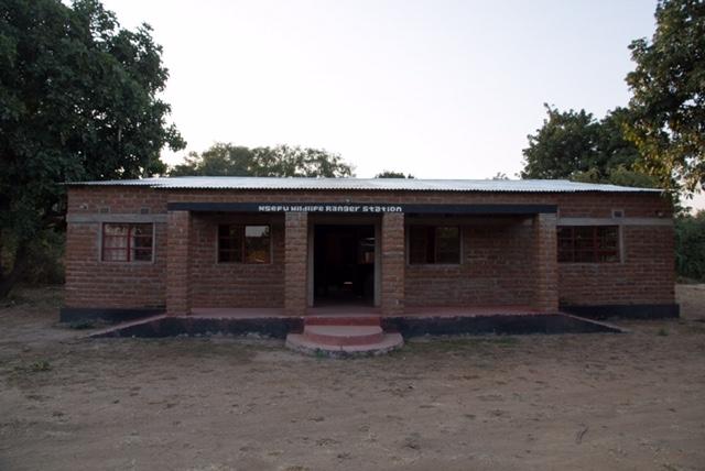 Front of Ranger Station
