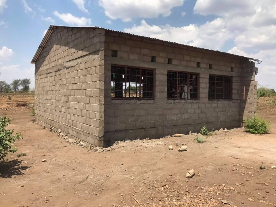 The New School House!