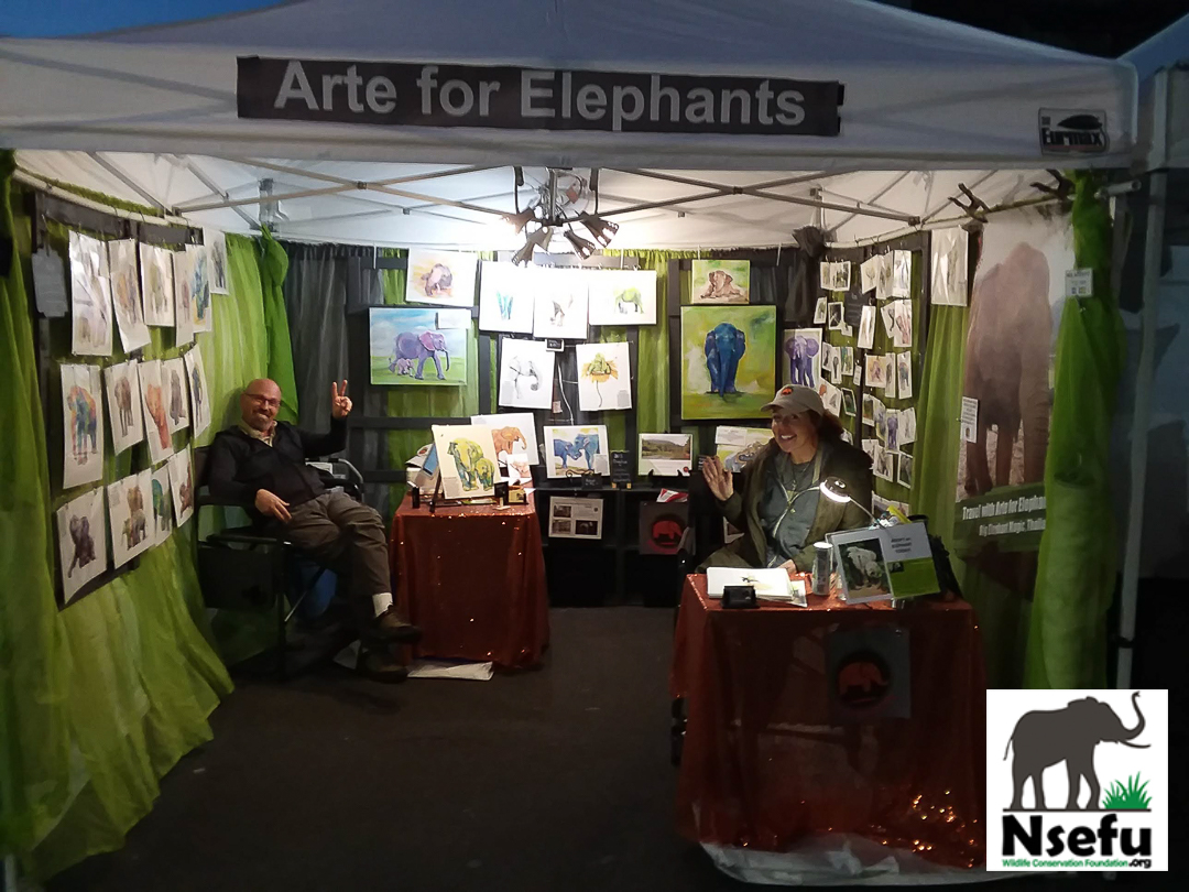 Art for Elephants