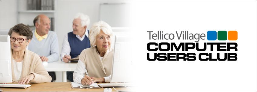 TELLICO VILLAGE COMPUTER USERS CLUB