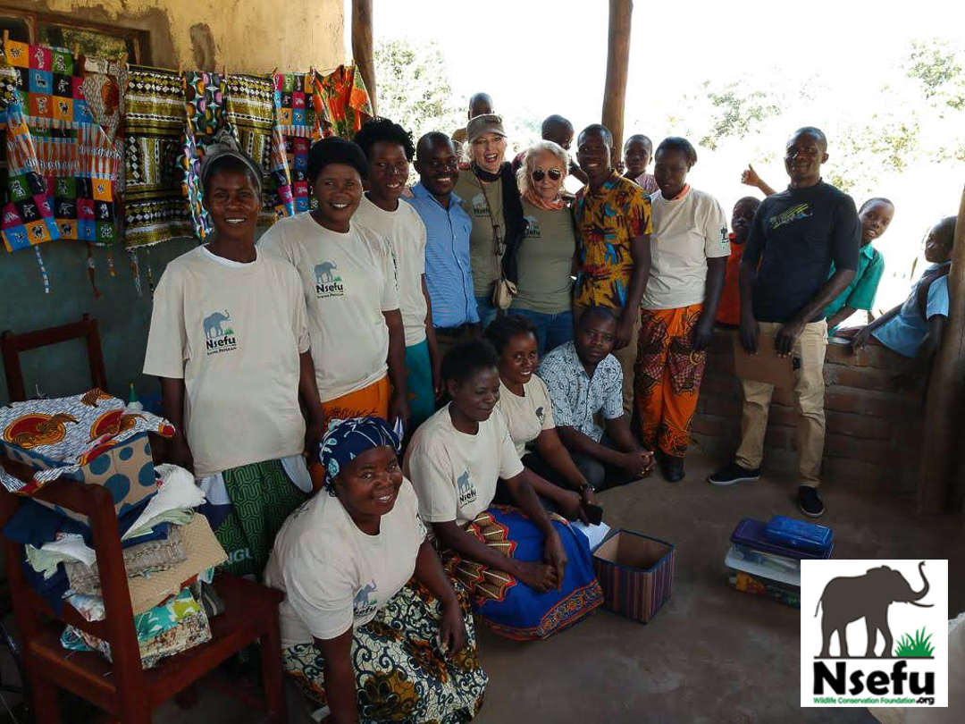 A Message from Nsefu / Coe's Trip to Zambia