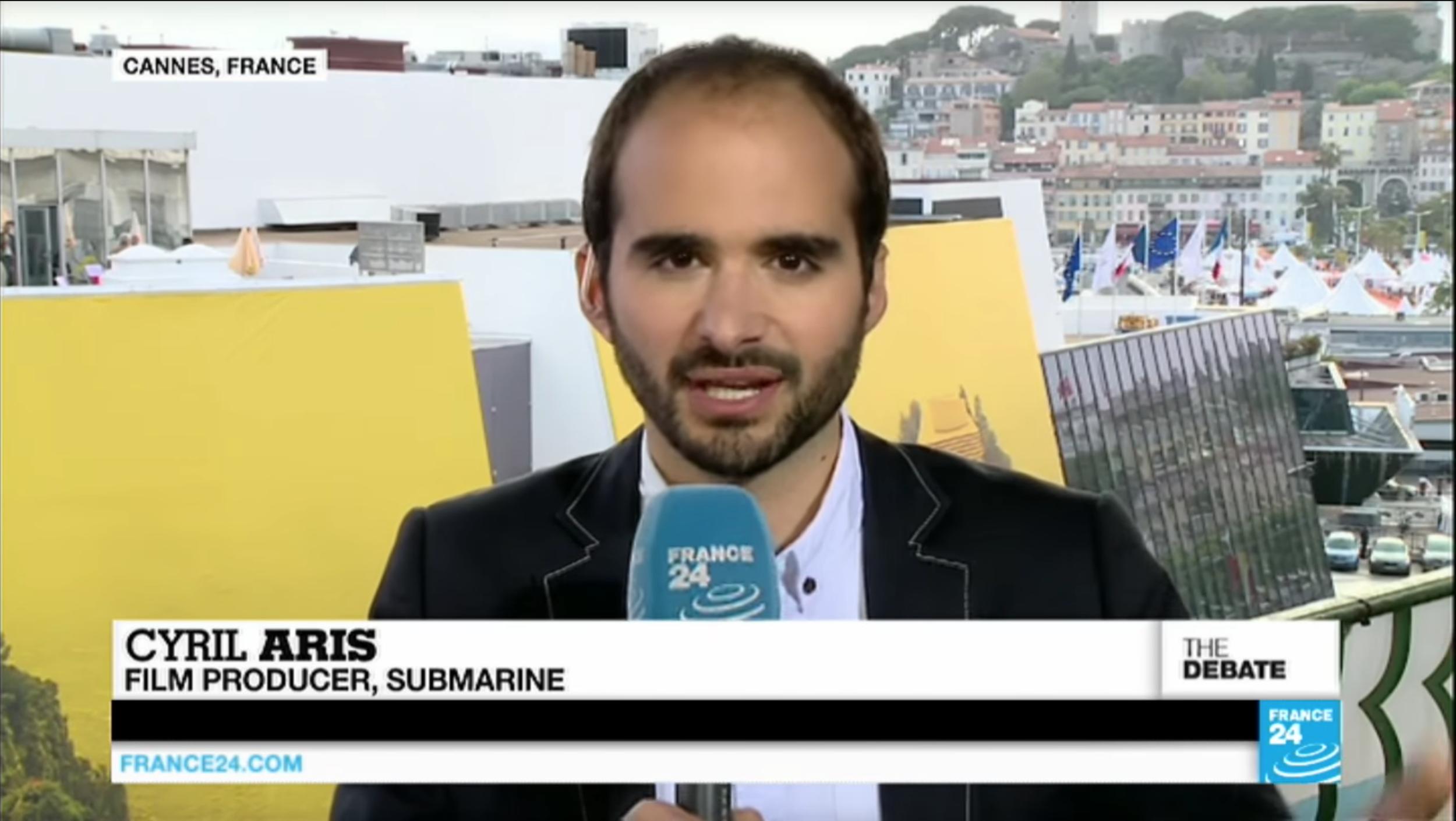 CyrilAris_France24