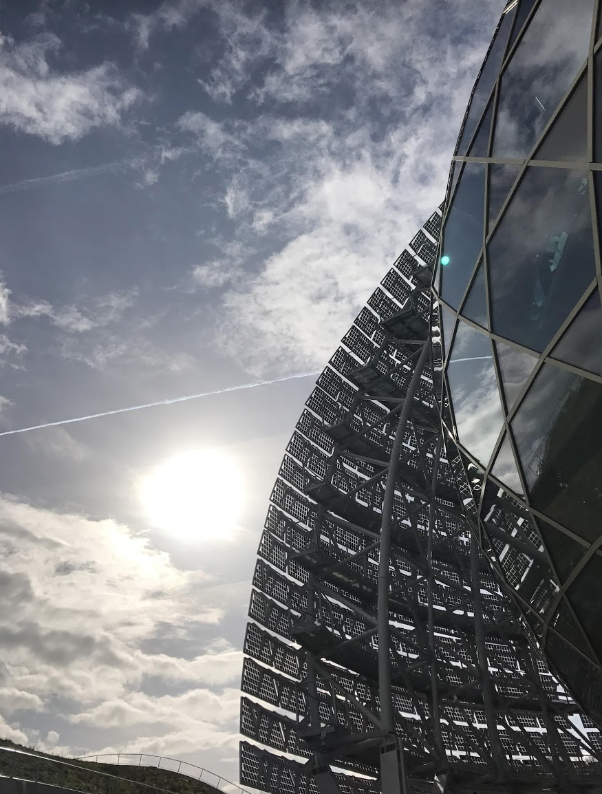 """""""Shigeru Ban - La Seine Musicale / ラ・セーヌ・ミュジカル - Paris - Solar Architecture by ISSOL"""""""