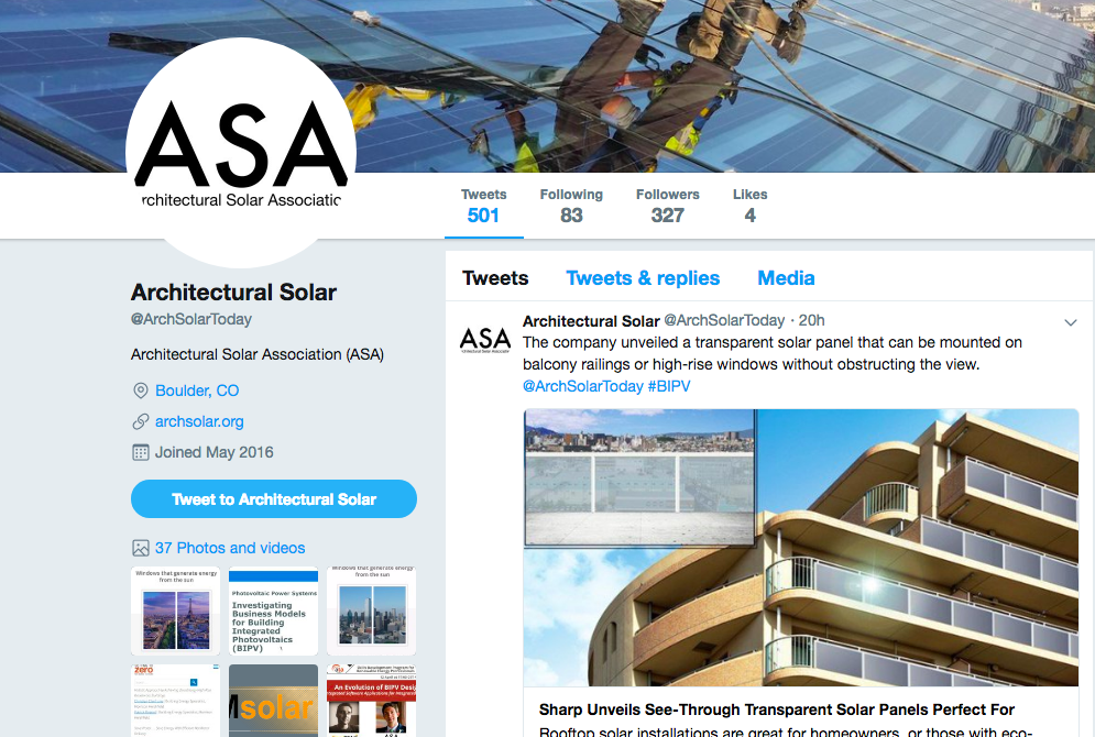 ASA Twitter Preview