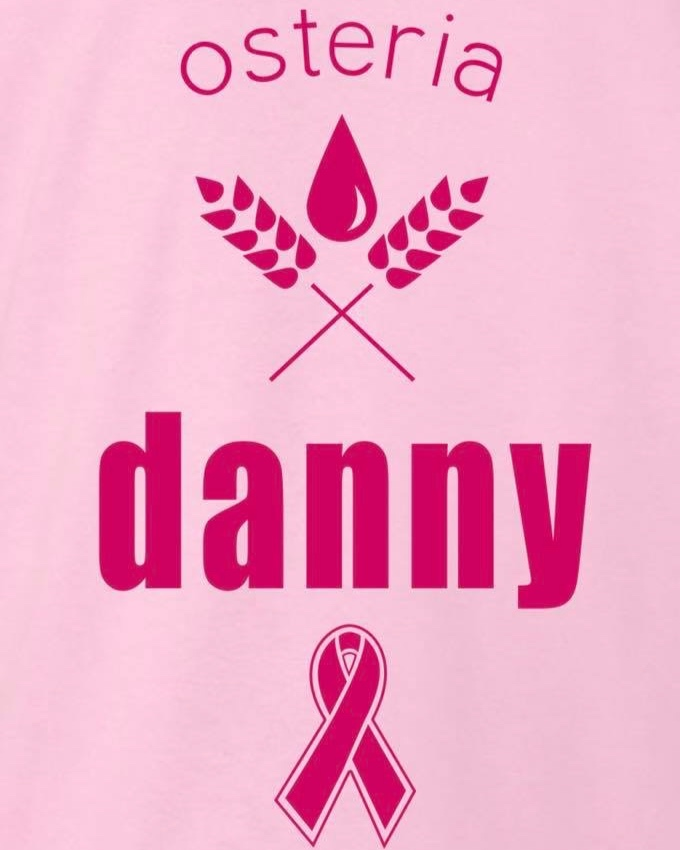 Dine @ Danny's - real men wear pink!!