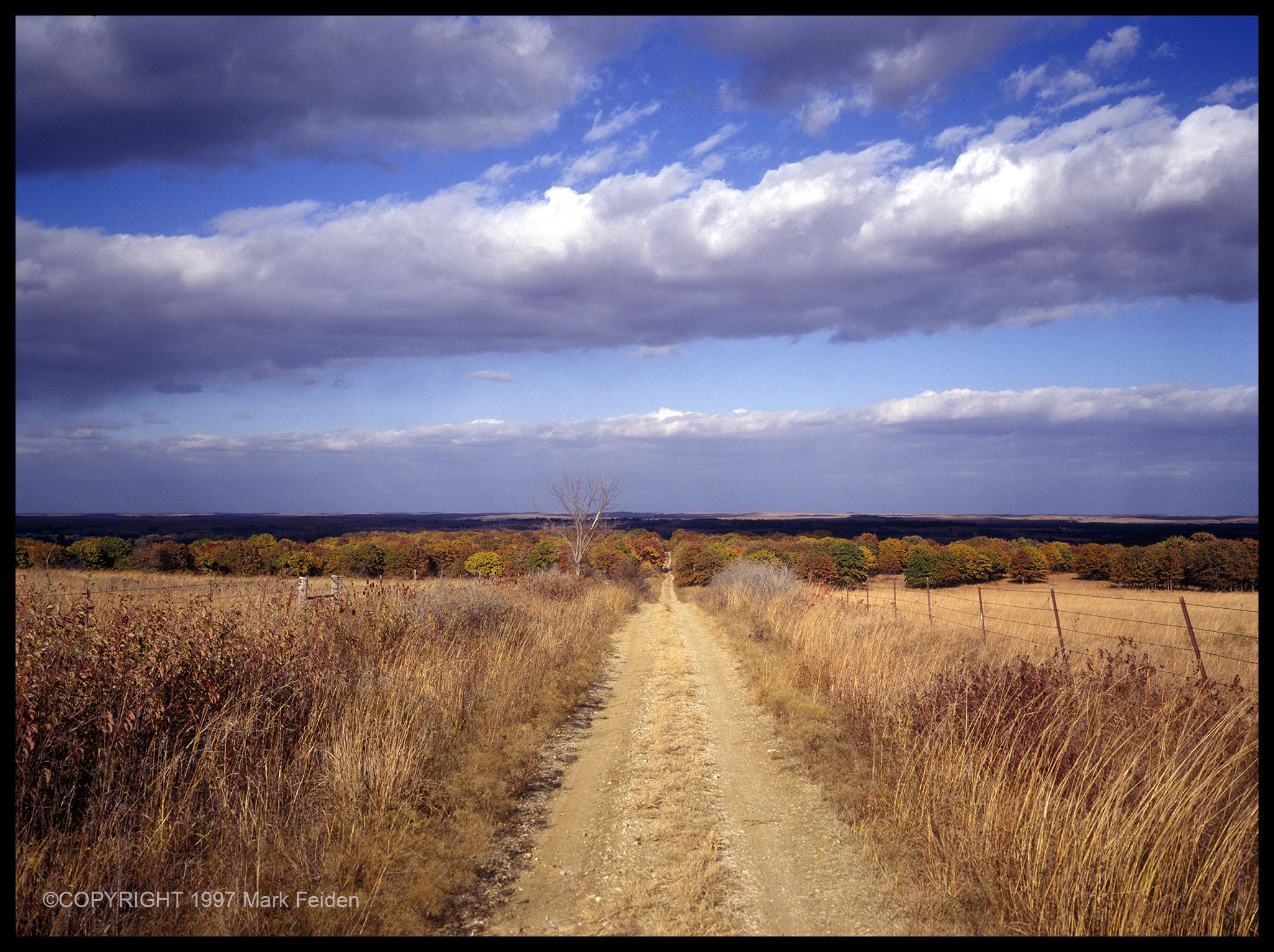 01-017 Fall on the Flint Hills
