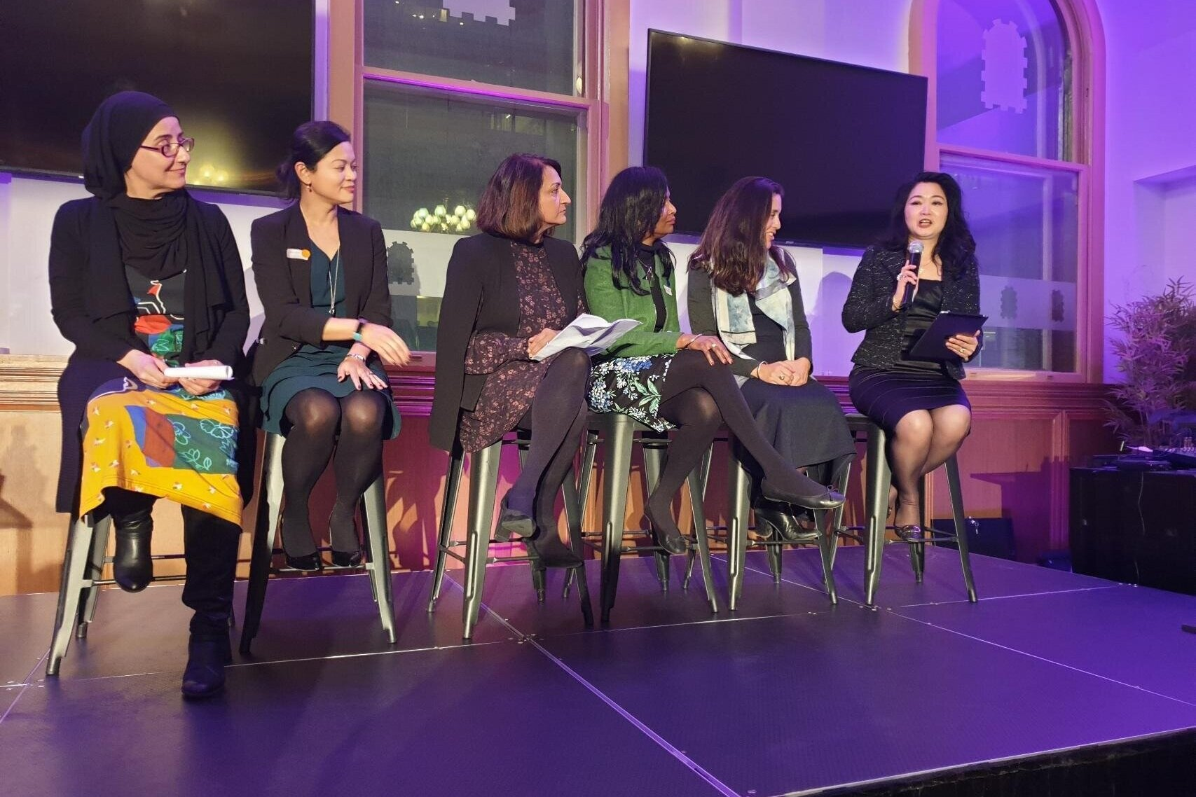 SYDNEY - Soft launch of #ColourFULL 2020: When Women of Colour Leaders Are The NEW Normal. -