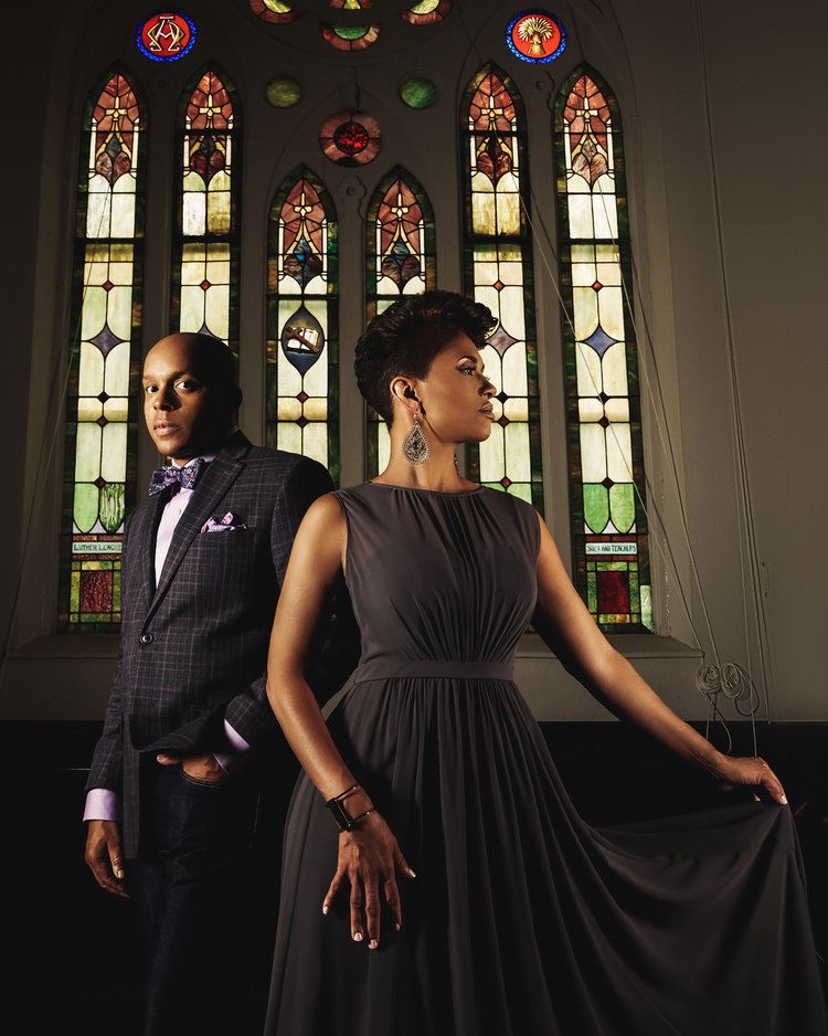 The Baylor Project will be featured on Maranda Curtis' new holiday album!