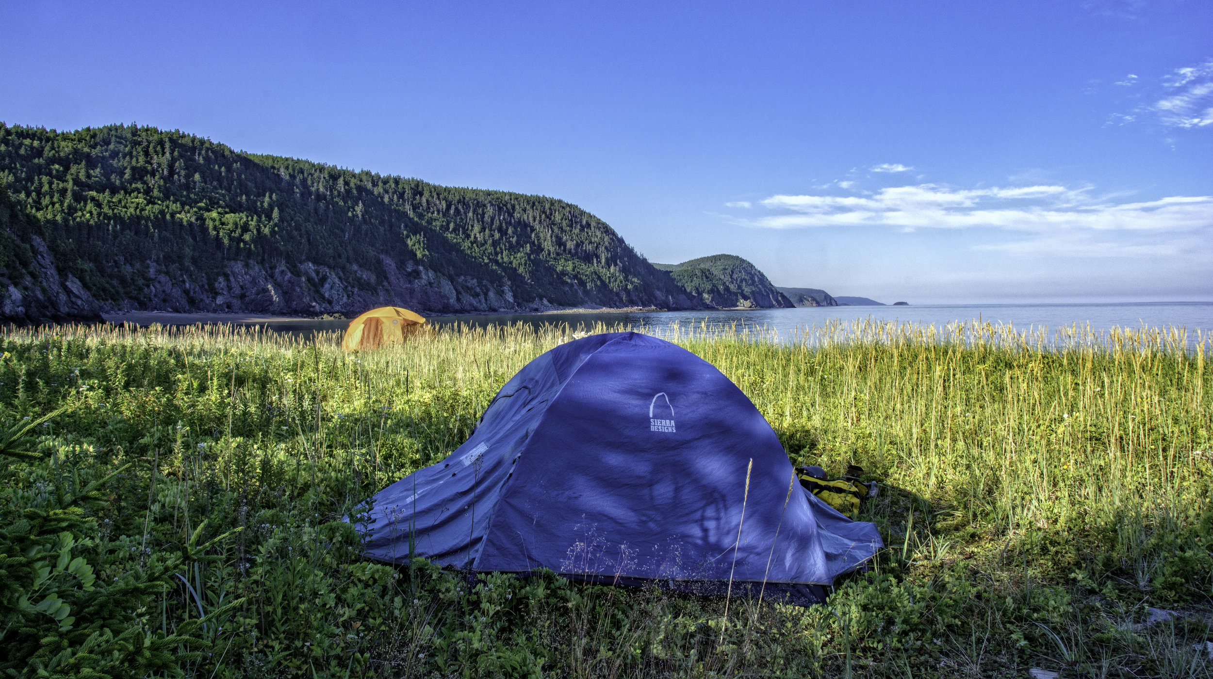 3-Day Fully Supported Fundy Footpath Hike