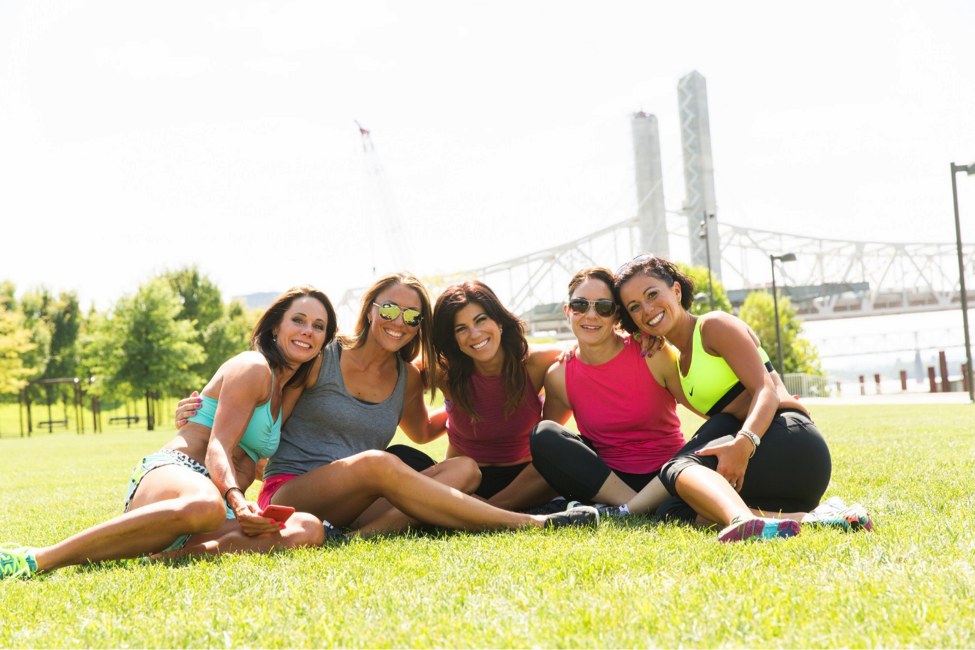 4 Tips for Making Fit Friends with Sisters in Shape//SIS//Sisters in Shape Blog//