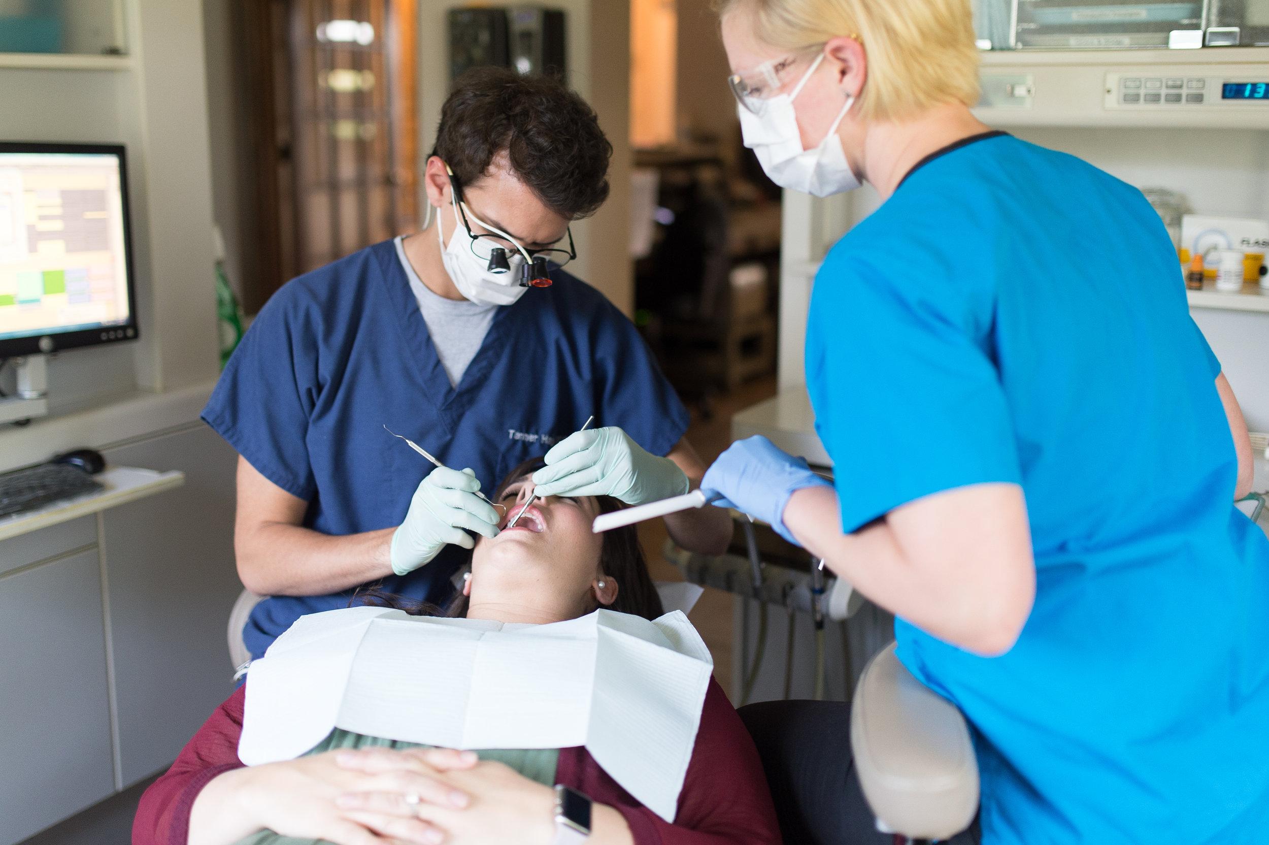 General Dentistry Parkside Dentistry