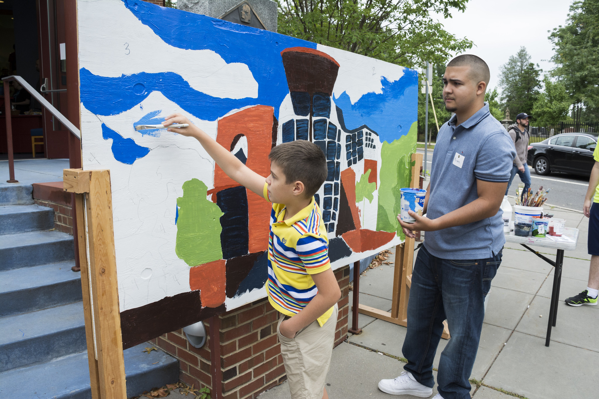 Fall Open House Paint by Number Mural.jpg