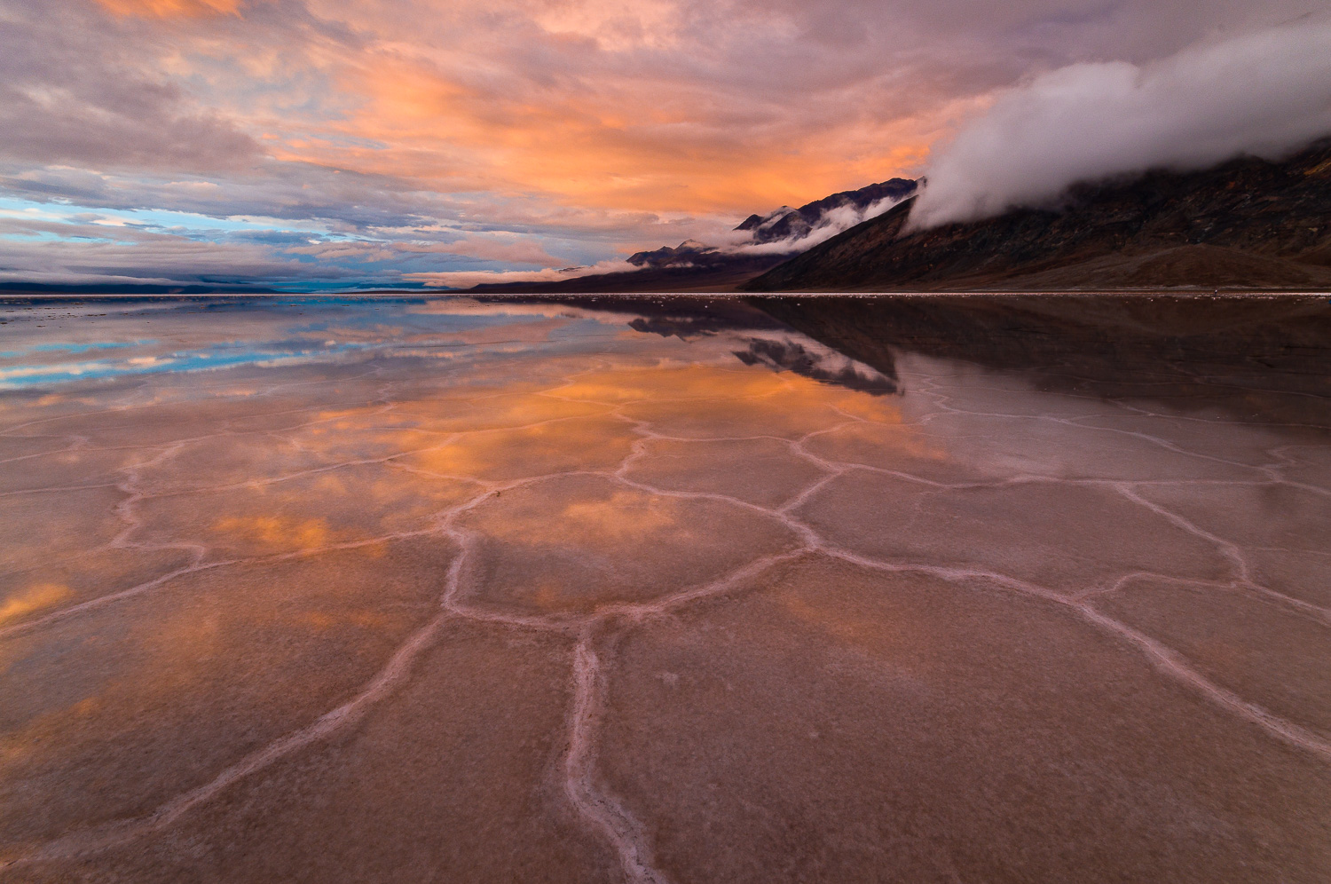 A Flooded Badwater