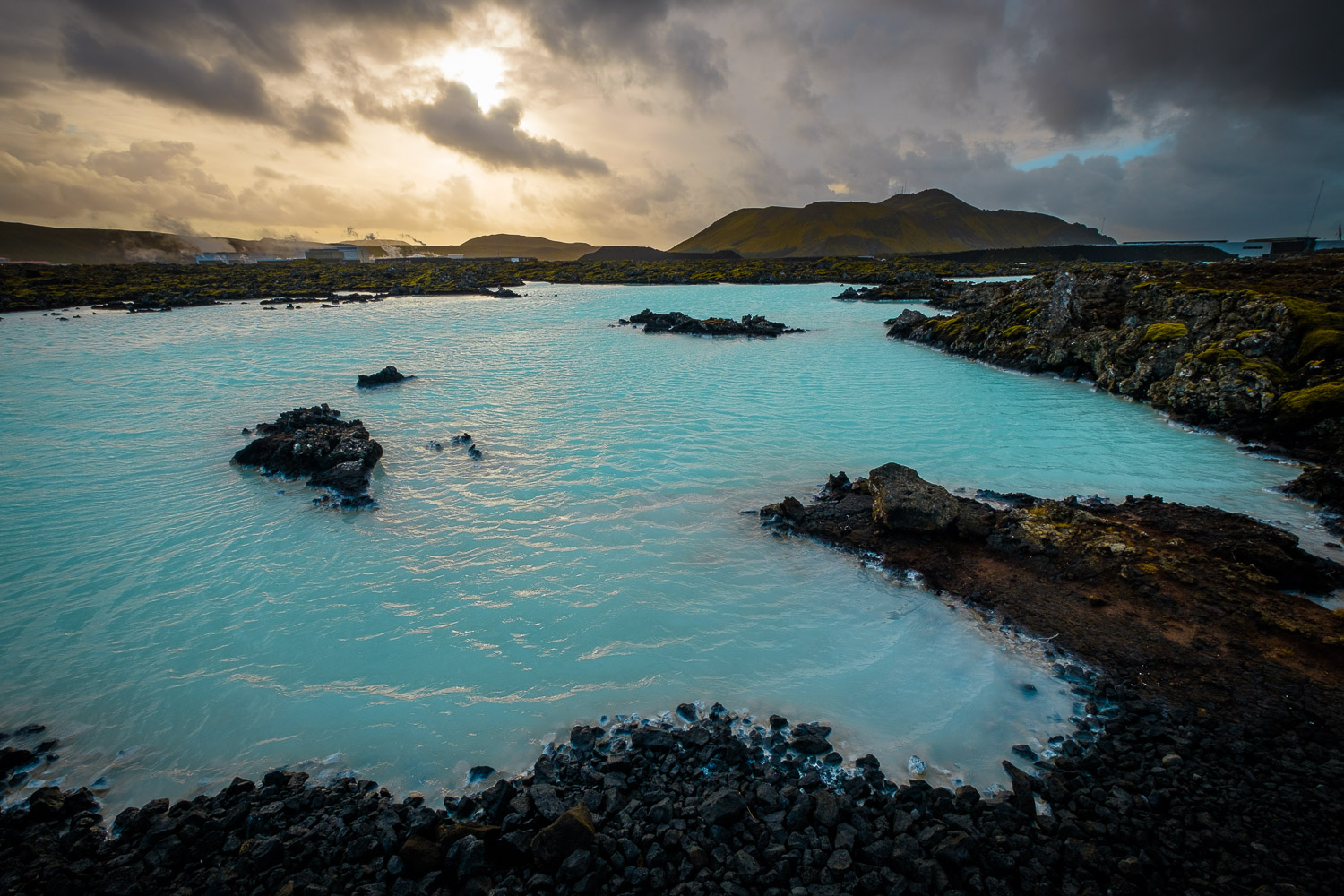 Geothermal Waters