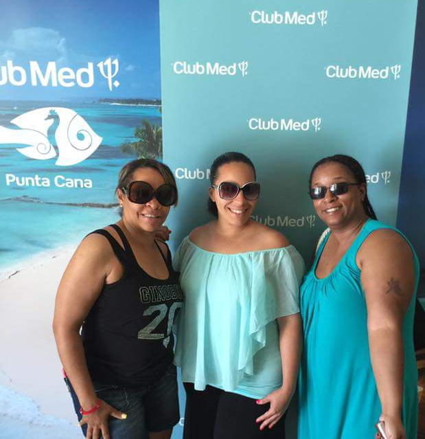 Director Chin at the Club Med Training